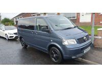 Volkswagen, TRANSPORTER, Window Van, 2008, Automatic, 2460 (cc)