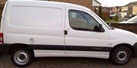 2009 Citroen Berlingo Van, 97k mileage, newly fitted cambelt, £1750 - near offers welcome