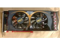 GeForce GTX260 graphics card, VGC