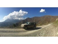 Toyota Landcruiser Amazon Manual Diesel (Expedition Ready)