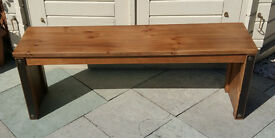 Hardwood Bench For Sale