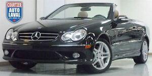2006 Mercedes-Benz CLK-Class 500 - CUIR - NAV - BLUETOOTH