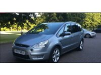 2007 Ford S-Max 2.0 TDCi Titanium ,Full Service History, P/X WELCOME