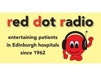 Red Dot Radio - Hospital Radio in Edinburgh is looking for volunteers
