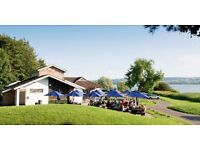 KP (Kitchen Porter) For Cafe/Takeaway at Chew Valley Lake
