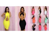 joblot ladies girls lady bodycon party dress