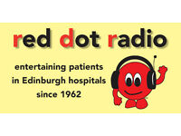 Red Dot Radio - Hospital Radio in Edinburgh is looking for volunteers