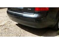 Audi a4 b6 avant rear bumper