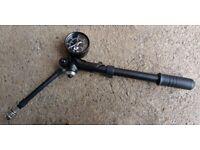 Progressive Suspension MRHGP3-300 Mini Gauge Pump 0-300PSI