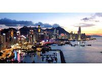 Sales Executive - Ex pat jobs - Hog Kong - 120k OTE - Relocation package Inc