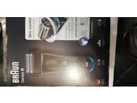 Braun series 5 men's shaver new in box