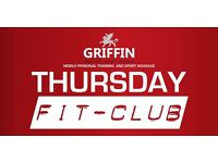 Thursday Fit Club!