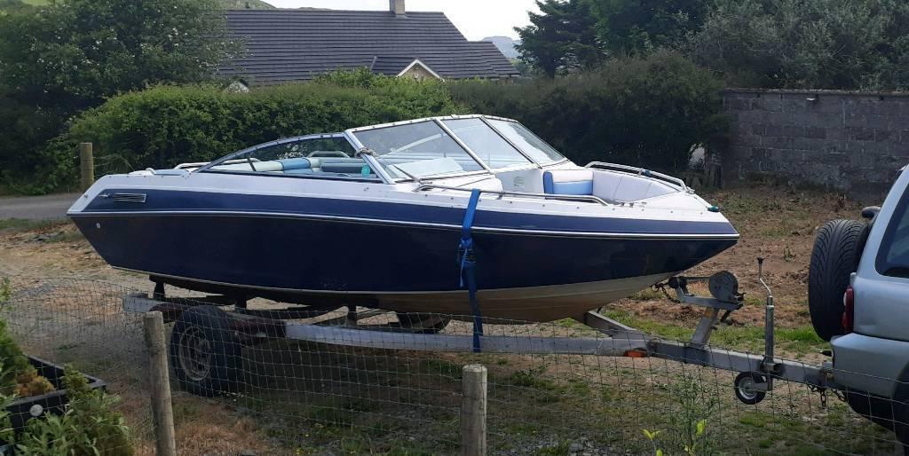 Four winn 170 freedom speed boat | in Newry, County Down | Gumtree