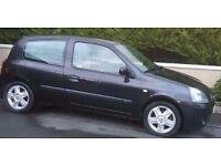 2005 Renault clio 1.2 petrol