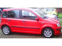 Fiat Panda 5dr 55 plate,DIESEL, 65 MPG, ONLY £30 year Road Tax Nice driving car.Mot April