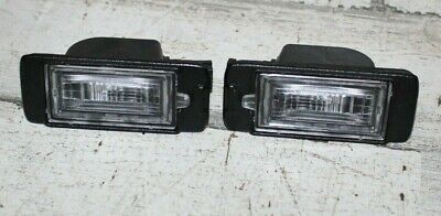 2013-2014 Cadillac ATS  Rear License Plate Lamp 13578958