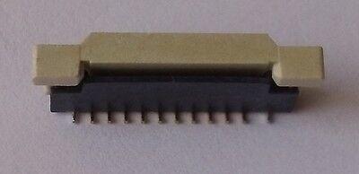 - 10 Dell Alienware m18x 18 R1 SATA 2.5 Hard Drive HDD SSD Plastic Latch Clip Hook