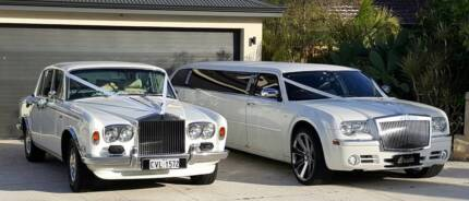 Silverlady wedding cars & Limousine hire