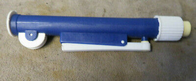 Bel-art Products Blue Pi-pump Pipette Aidpipet Filler-used