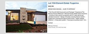 Lot 1104, Elements Truganina - HOUSE AND LAND PACKAGE!! Tullamarine Hume Area Preview