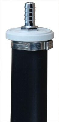 Luftausströmer Zylinder 50 cm mit Gummi-Membran