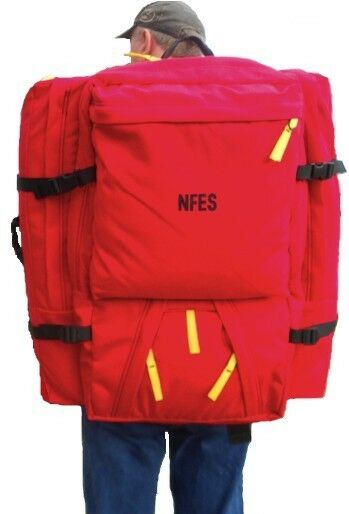 FIRE FIGHTERS PERSONAL GEAR BACK PACK-NFES and DLA  Approved