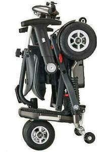 NEW HEARTWAY S19 BRIO+ FOLDING TRAVEL SCOOTERS