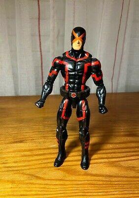 Cyclops Scott Summers Marvel Legends Action Figure Jubilee BAF Series Wave X-men