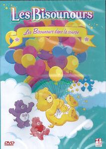 DVD-LES-BISOUNOURS-Les-Bisounours-dans-la-Course