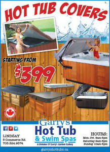 THE BEST HOT TUB COVERS AT THE BEST PRICES