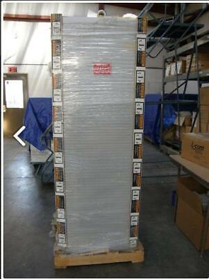 Hoffmanpentair Free Standing Fiberglass 4x Enclosure A-722525fgfs 72 X 25 X 2