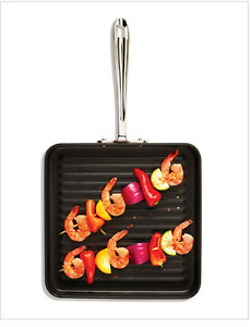 All-clad squre grill from  William  Sanoma