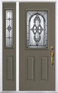 Front Entry Door and SideLight 7