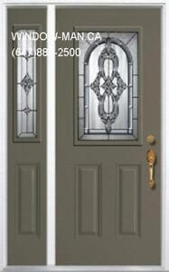 Door SideLight Entry Front  Good Price