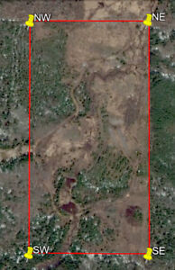 80 acres of prime vacant land by Sesekinika, ON