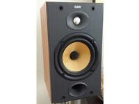 Bowers & Wilkins 601S2 speakers 200w a side