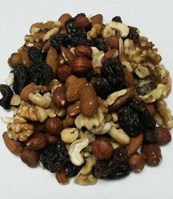 Go Raw Trail Mix 3lb bulk deal - mixed nuts & raisins