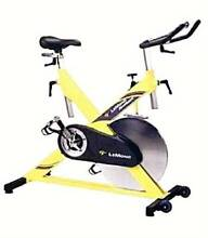 6 x Ex-Gym Lemond Classic Yellow Commercial Spin Bikes Yokine Stirling Area Preview