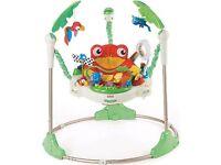 Rainforest Jumparoo Baby bouncer