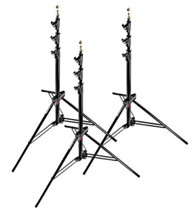 Manfrotto Master Stand Quick Stack 3-Pack