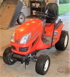 Kubota Diesel Lawn and Garden Tractor St. John's Newfoundland image 1