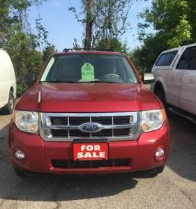 2008 Ford Escape,XLT,6 cyl,financing available,clean history.