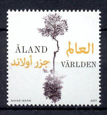 Aland 2017 MNH Multicultural Aland 1v Set Cultures & Ethnicities Stamps
