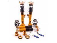 BMW e36 coilover suspension kit