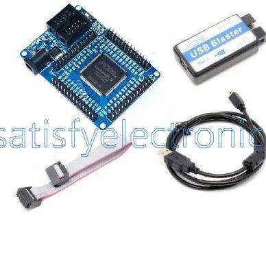 New Altera Cycloneii Ep2c5t144 Fpga Board Altera Usb Blaster Jtag Programmer