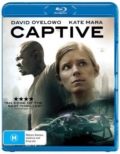 Captive (2015)  - BLU-RAY - NEW Region B