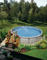 24' Above Ground Pools 2895$