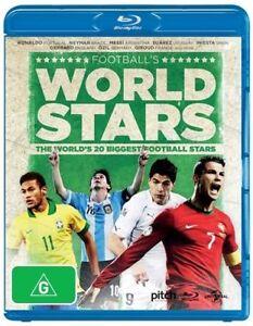 World Stars (Blu-ray, 2014)