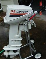 WANTED: JOHNSON/EVINRUDE 9.9/15 HP OUTBOARD MOTOR