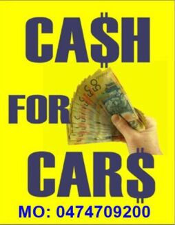 Top Cash For Cars &struck